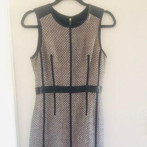 Club Monaco Tweed Shift Dress size 2